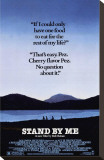 Stand By Me Stretched Canvas Print