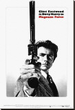 Magnum Force Stretched Canvas Print