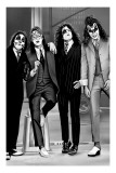 Concert Poster: KISS Posters