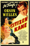 Citizen Kane Impresso em tela esticada