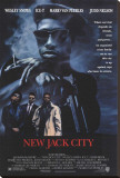 New Jack City Reproduction transf&#233;r&#233;e sur toile