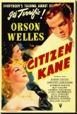 Citizen Kane Reprodukce na plátně
