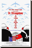Dr. Strangelove Stretched Canvas Print