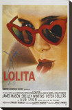 Lolita Stretched Canvas Print