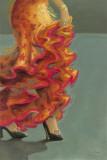 Flamenco Fiesta II Kunstdrucke von Karen Dupré