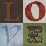 Kjærlighet Plakater av Ben James
