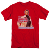 The Six Million Dollar Man - Spare Parts T-Shirt