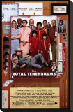 The Royal Tenenbaums Lærredstryk på blindramme