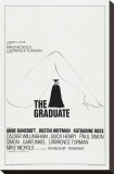 The Graduate Stretched Canvas Print