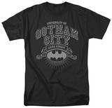 Batman - University of Gotham Shirts