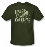 Swamp People - Raised by Gators T-Shirt
