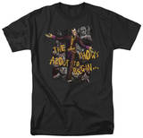Batman Arkham City - About to Begin T-shirts