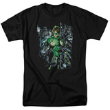 Green Lantern - Surrounded by Death T-shirts