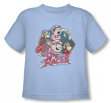 Toddler: Speed Racer - Spritle and Chim Chim T-Shirt
