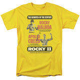 Rocky - Rematch T-shirts