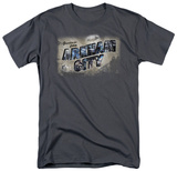 Batman Arkham City - Greetings from Arkham T-shirts