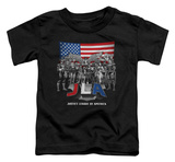 Toddler: Justice League - All American League T-shirts