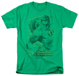 Green Lantern - Pencil Energy T-shirts