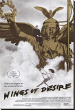 Wings of Desire Stretched Canvas Print