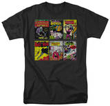 Batman - BM Covers T-shirts