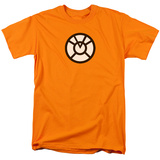 Green Lantern - Agent Orange Logo T-shirts