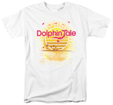 Dophin Tale - Sunset T-shirts