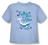 Toddler: Dophin Tale - Dreams Shirts