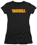 Juniors: Vampirella - Vampirella Logo Shirt