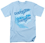Dophin Tale - Making Waves T-shirts