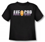 Toddler: Axe Cop - Axe Cop Logo Shirts