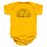Infant: Sun Records - Faded Logo Infant Onesie