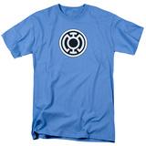 Green Lantern - Blue Lantern Logo T-shirts