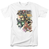 Justice League - Brightest Day 0 T-shirts