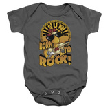 Infant: Sun Records - Born to Rock Infant Onesie