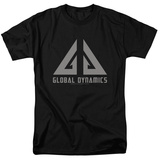 Eureka - Global Dynamic Logo T-shirts