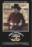 Urban Cowboy Stretched Canvas Print