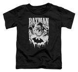 Toddler: Batman - Bat Metal T-shirts
