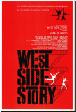 West Side Story Reproduction transf&#233;r&#233;e sur toile