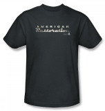 American Restoration - Drop Shadow Logo Shirts