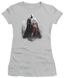 Juniors: Batman Arkham City - Harley and Bats Shirt