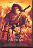 Le Dernier des Mohicans Reproduction transférée sur toile