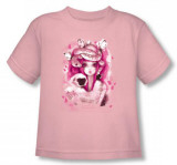 Toddler: Helmet Girls - Unwavering Hearts Shirt