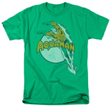 Aquaman - Splash Camisetas