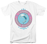 Dophin Tale - Marine Biologist T-shirts