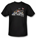 Hoarders - More Junk T-shirts