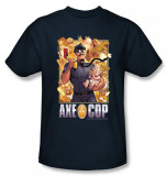 Axe Cop - Collection Cover Camisetas