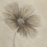 Tonal Flowers I Print by Emma Forrester