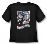Toddler: Popeye - Strong & Proud Shirts