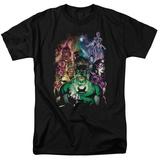 Green Lantern - The New Guardians Shirt