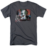 Batman Arkham City - Plenty Wrong T-shirts